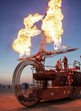 Quest for fire | <em>Art of Burning Man</em>