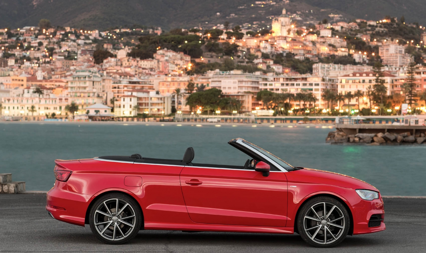 joy revision test driving the new audi a3 cabriolet. Black Bedroom Furniture Sets. Home Design Ideas