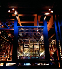 Party o'three review: Hakkasan, London