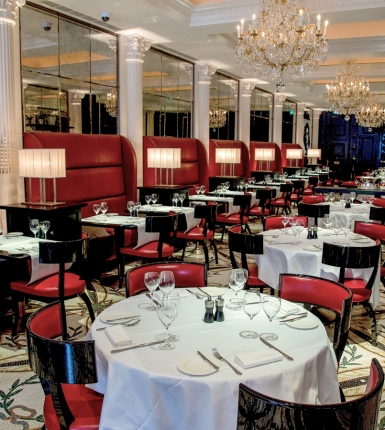 Review: Brasserie Chavot, London