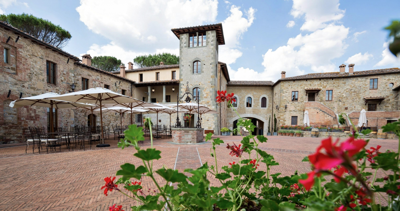 Backing the right horse | Review: Castel Monastero, Tuscany