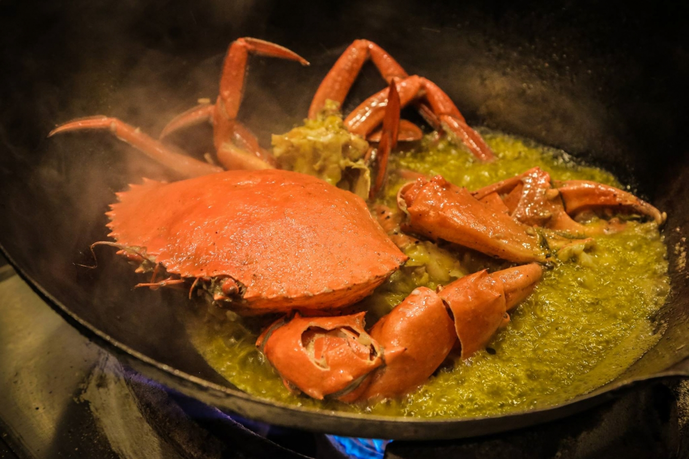 Review: Ministry of Crab, Colombo, Sri Lanka