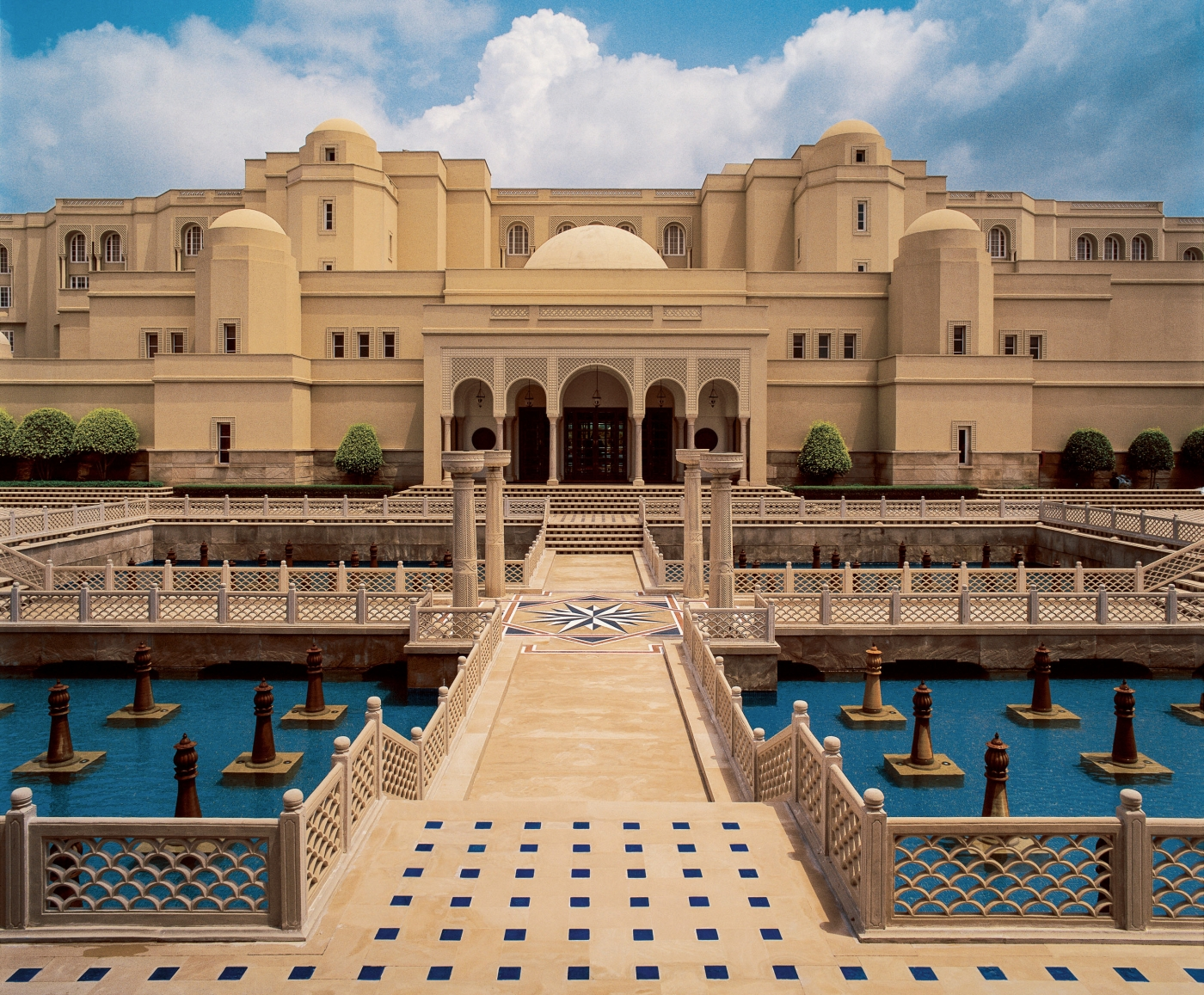 The rooms with all the views | The Oberoi Amarvilas, Agra