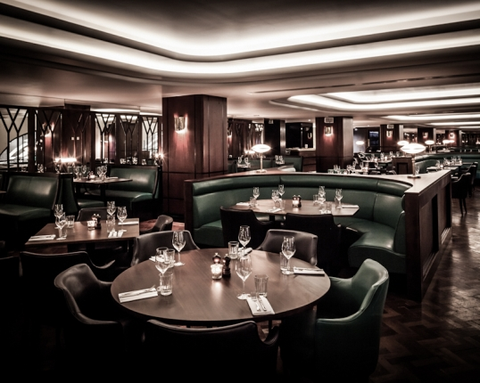 Review: Hawksmoor Air Street, London