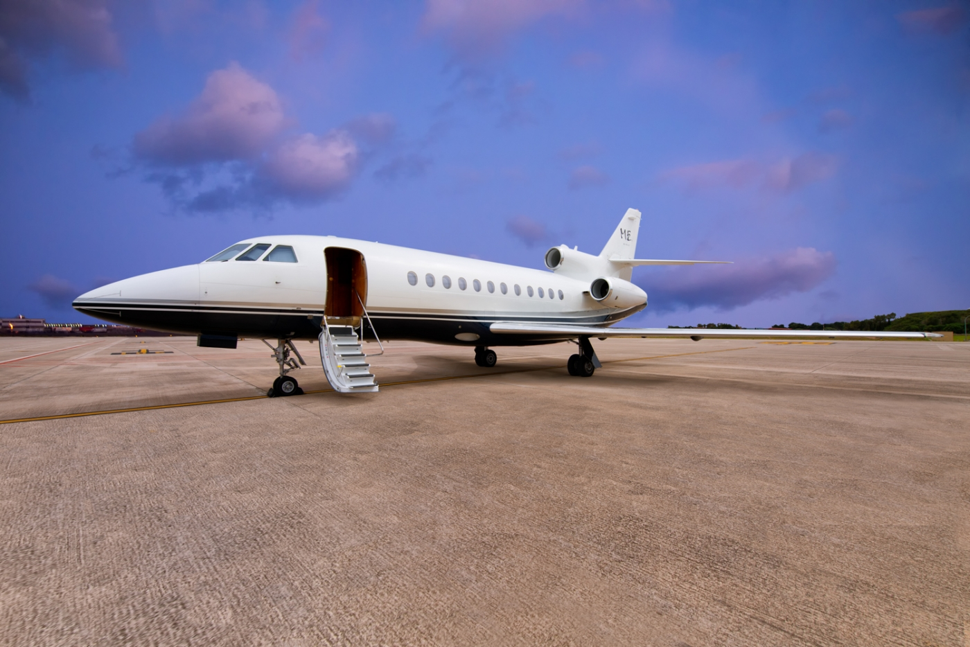 Me, me, ME | On the private jet to Ibiza