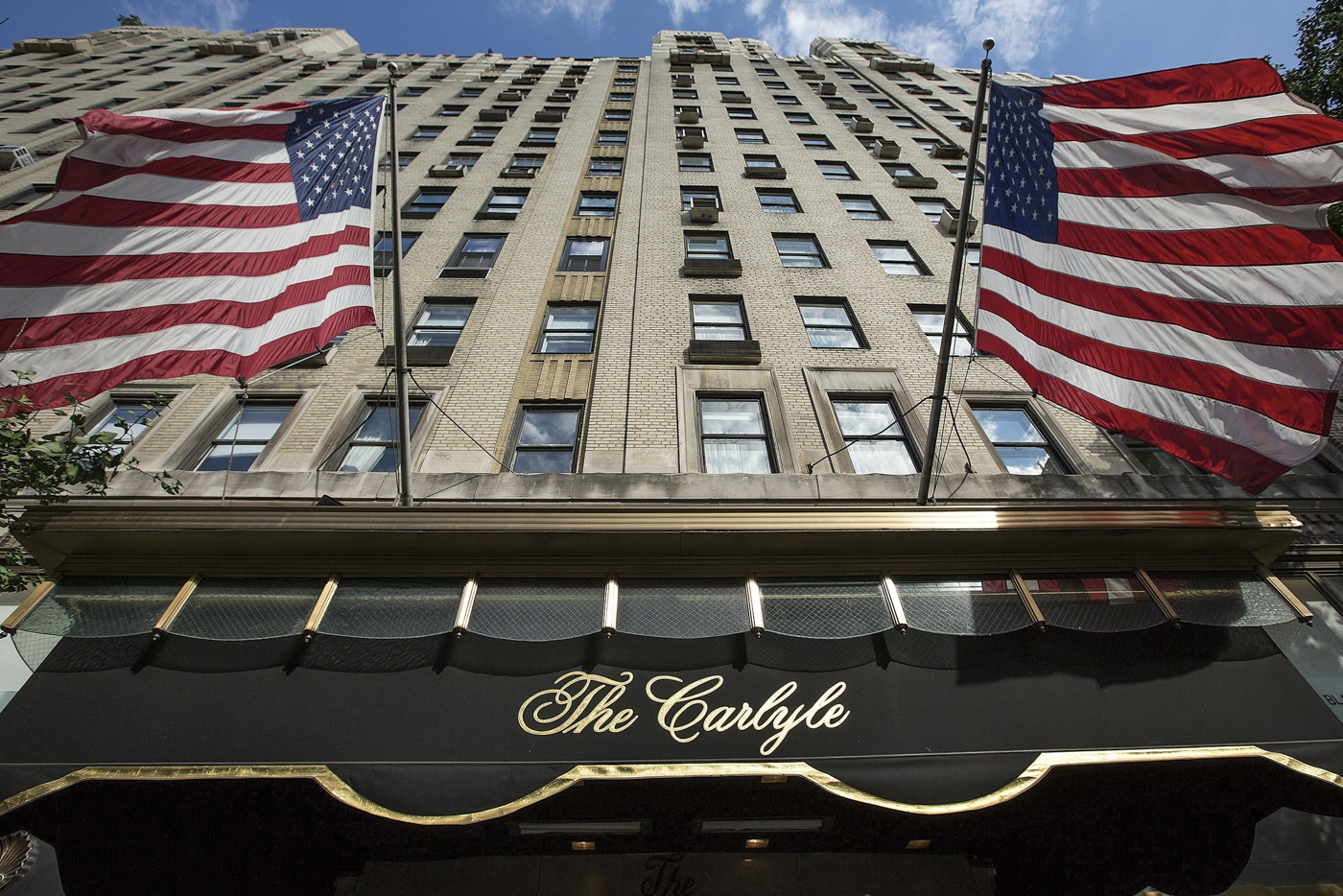 Carlyle Hotel New York Woody Allen