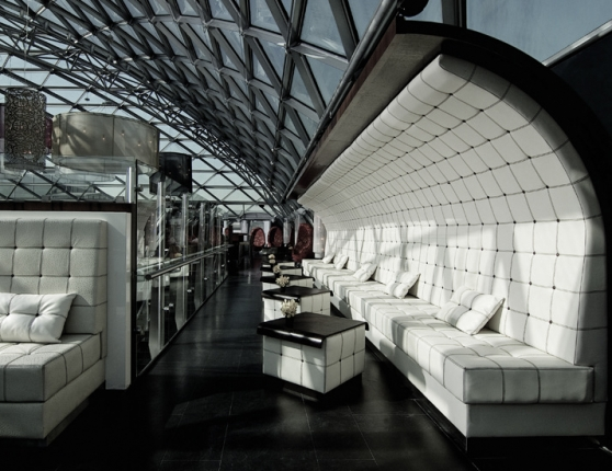 Review: O2 Lounge, Moscow