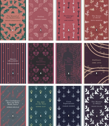 Penguin Classics with a twist