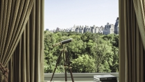 Why we love The Ritz-Carlton Club Lounge on Central Park