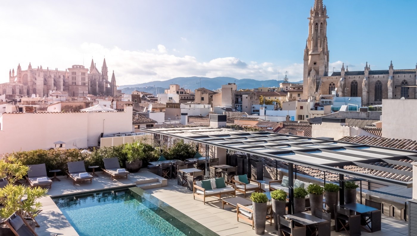 Old town times two | The best hotels in Palma
