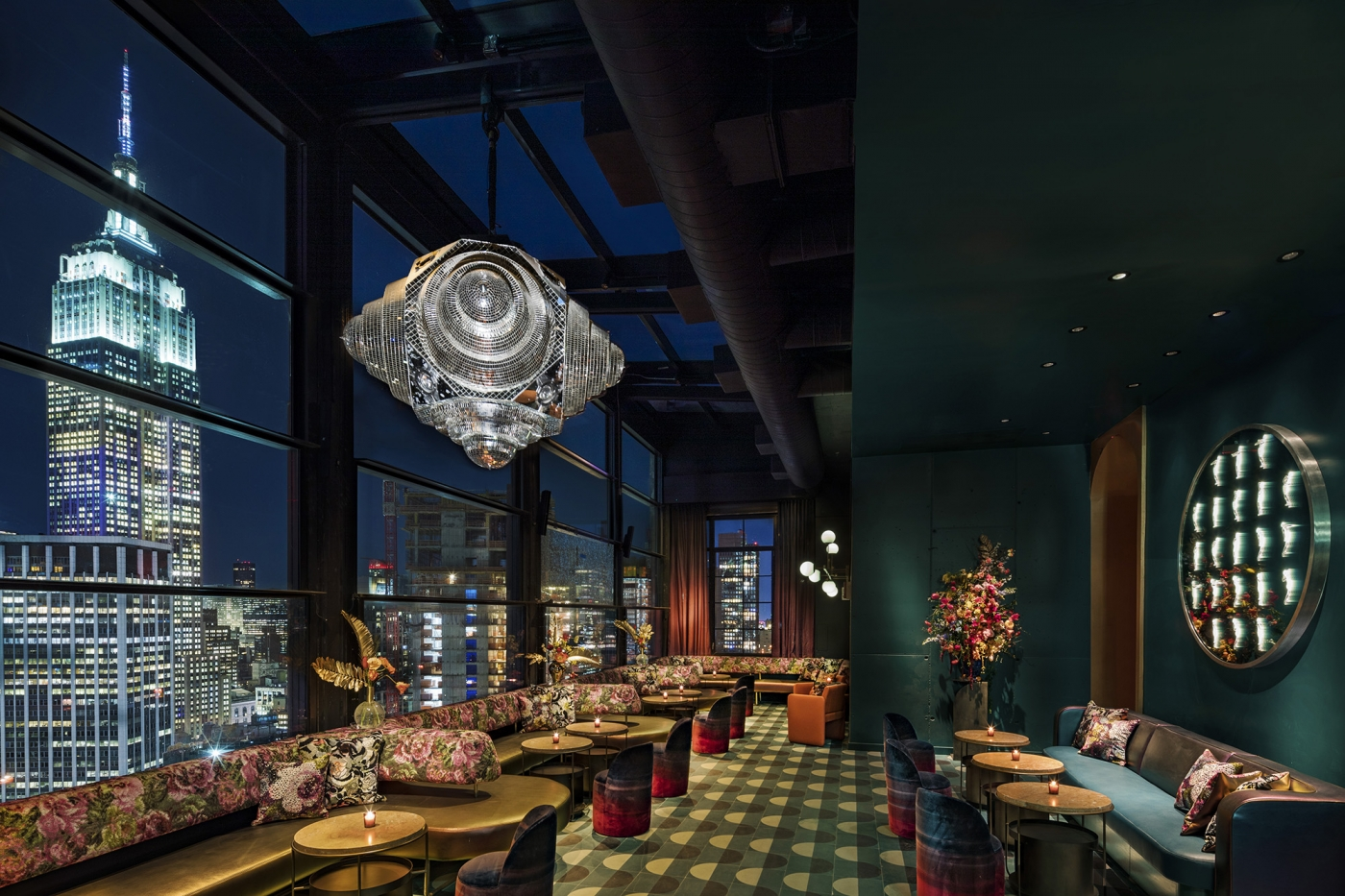Blooming good | Review: Moxy Chelsea, NYC
