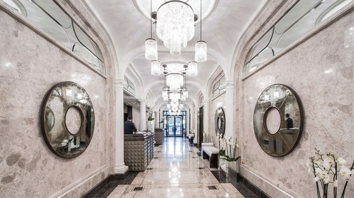 Deco the halls | Review: The Wellesley, London