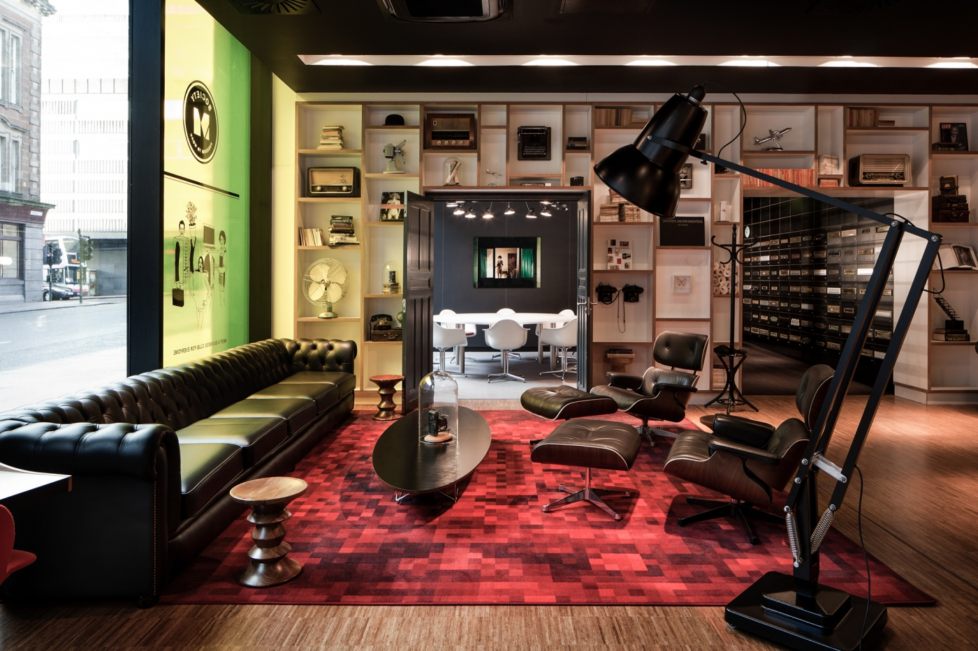 Citizens of everywhere | citizenM Glasgow