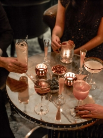 Party o'three review: The Connaught Bar