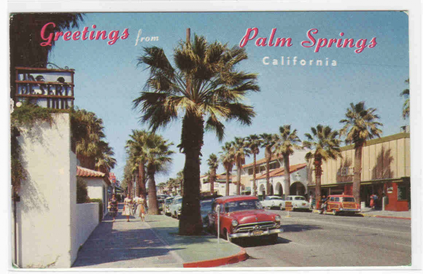 Palm Springs eternal