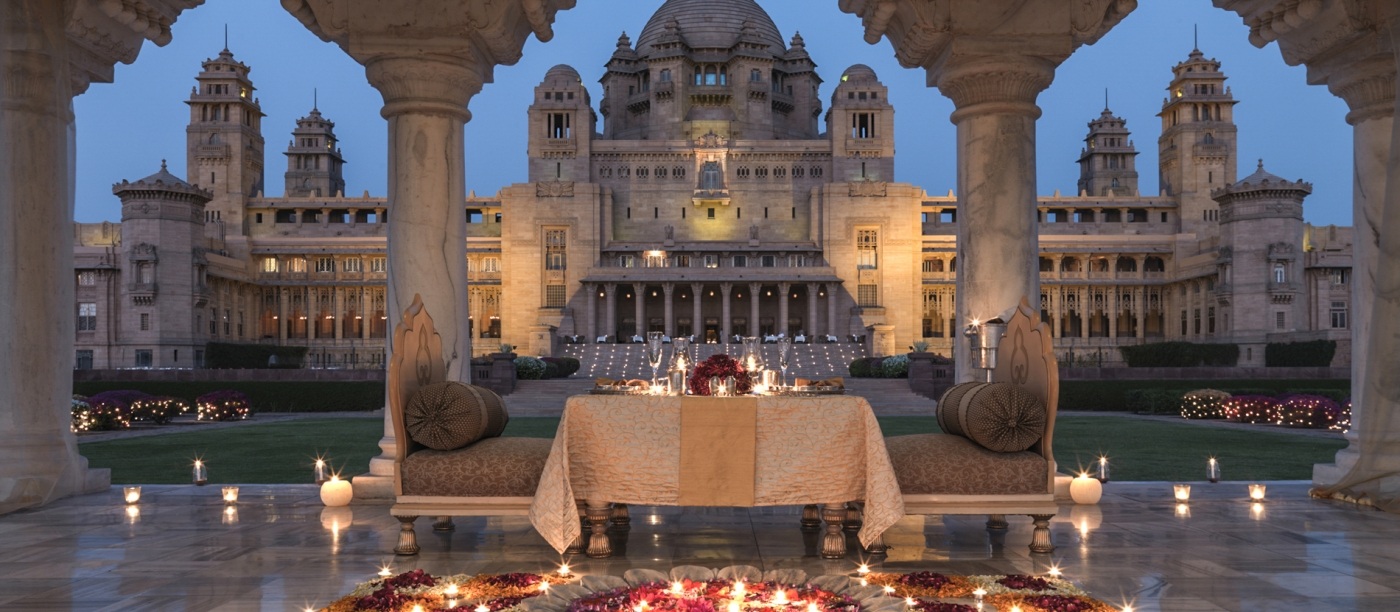 Our beds are crowded: Review: Umaid Bhawan Palace, Jodhphur