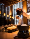 Barefoot luxury | Review: Sake no Hana, London