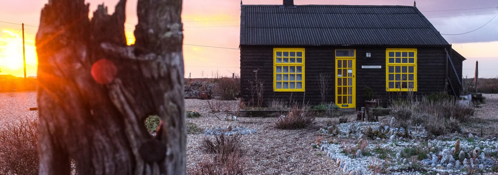 Derek Jarman | A weekend at Prospect Cottage