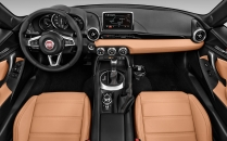 Along came a Fiat Spider