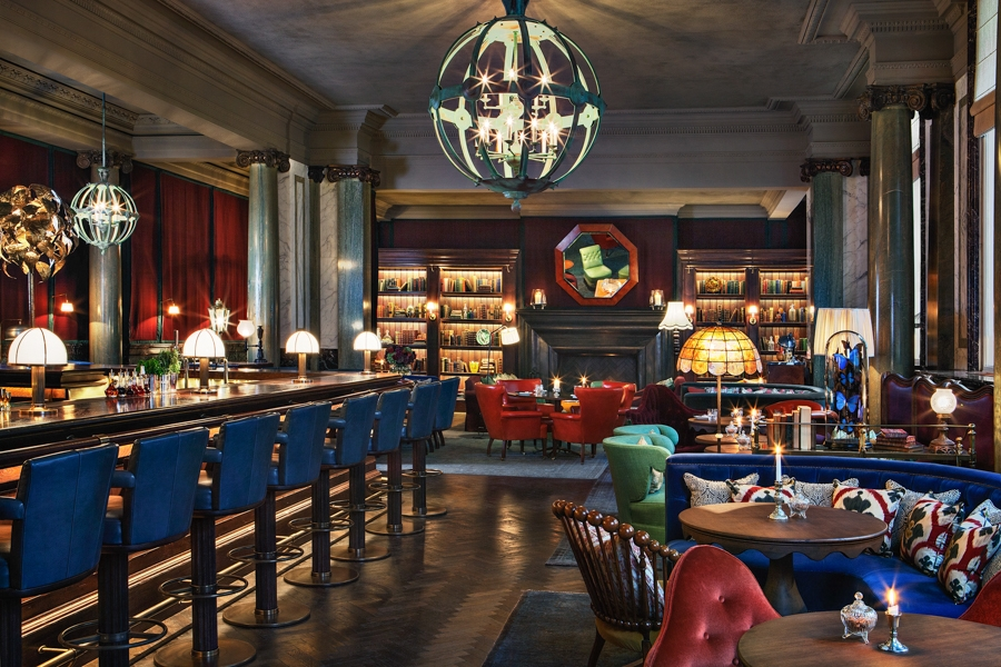 A five star with three star thorns in its side | Review: Rosewood London