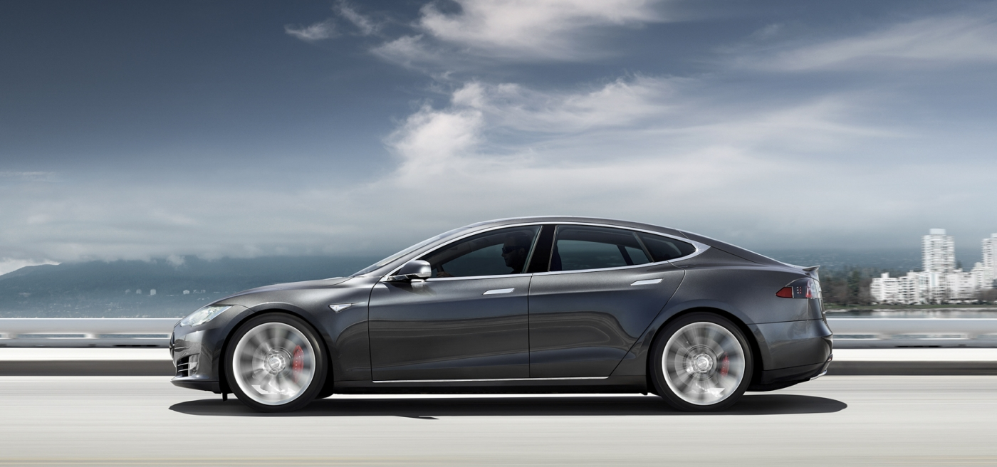 Nobody at the wheel | The Tesla Model S reviewed