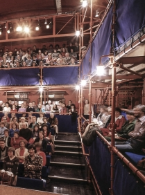 Small and perfectly formed | Why it's all about London's slight stages