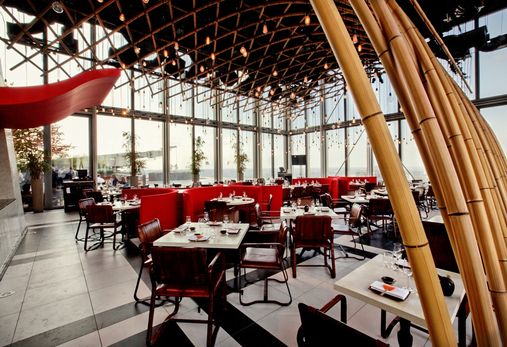 Review Sushisamba London London Restaurants