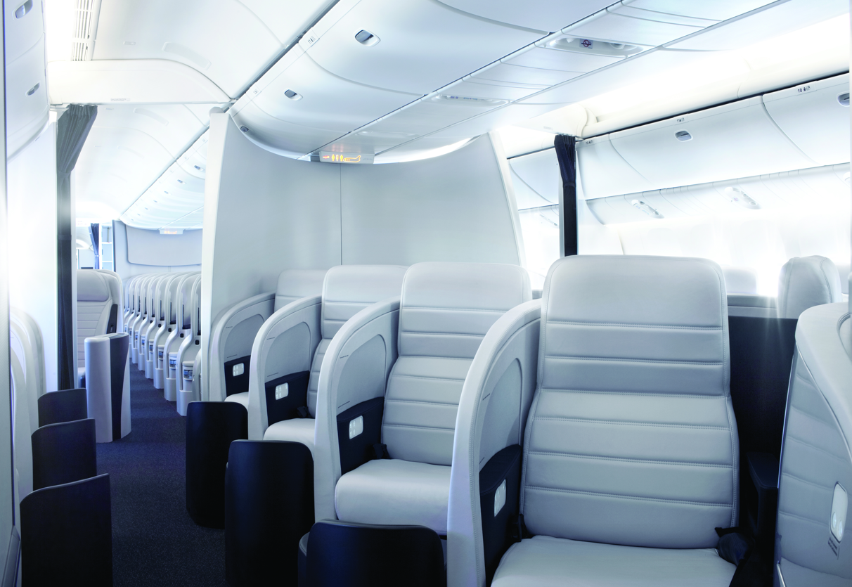 Air New Zealand Business Premier And Skycouch Review