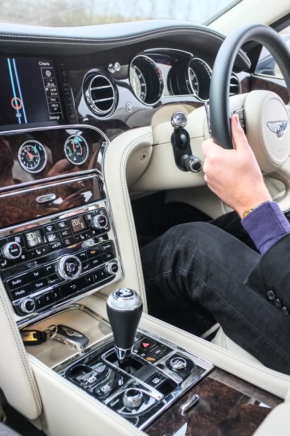 Review Bentley Mulsanne