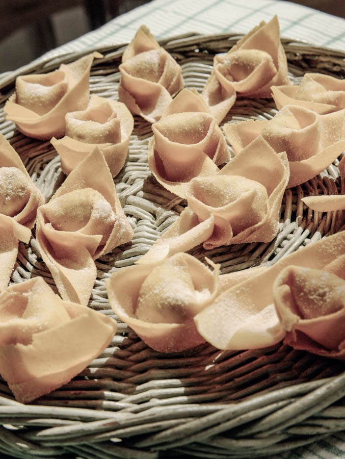veal cappelletti recipe