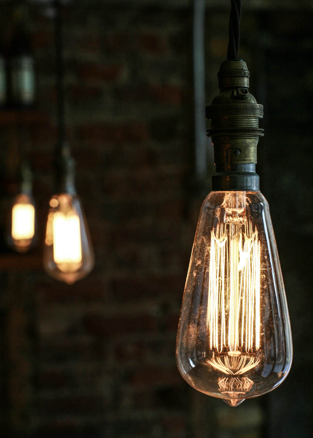 Russell Norman The Rise Of The Filament Bulb In London S