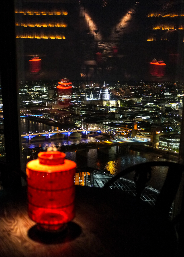 High Quality Hutong Dining At The Shard London