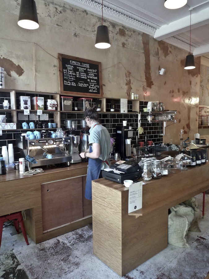 Papercup Coffee Company Glasgow