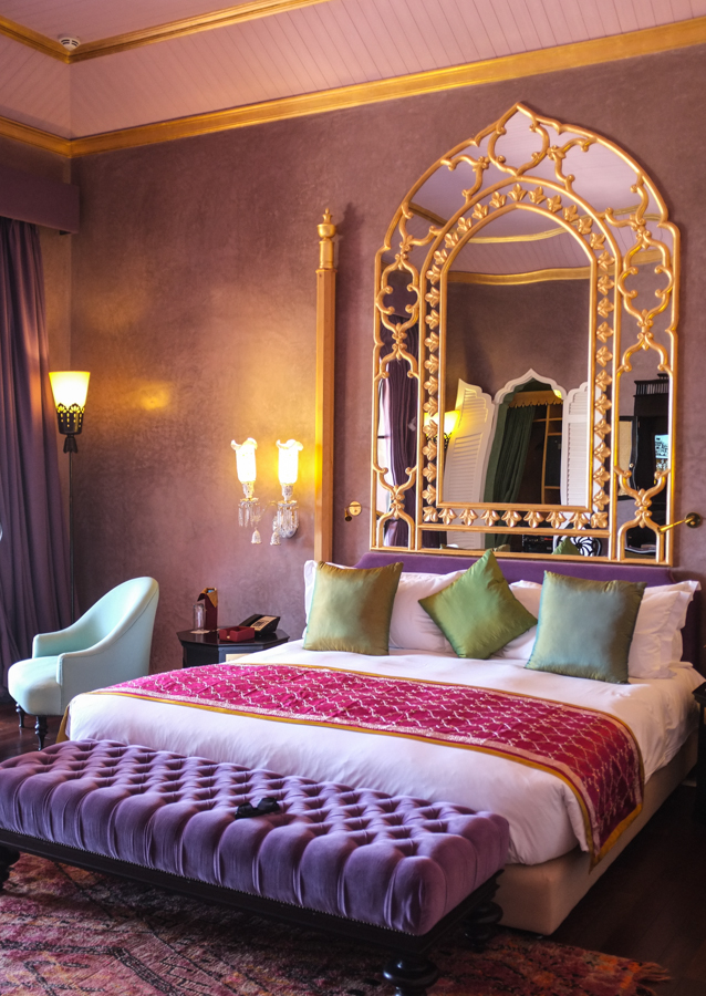 The best hotels in marrakech ramadan riads and royal palaces Royal purple master bedroom