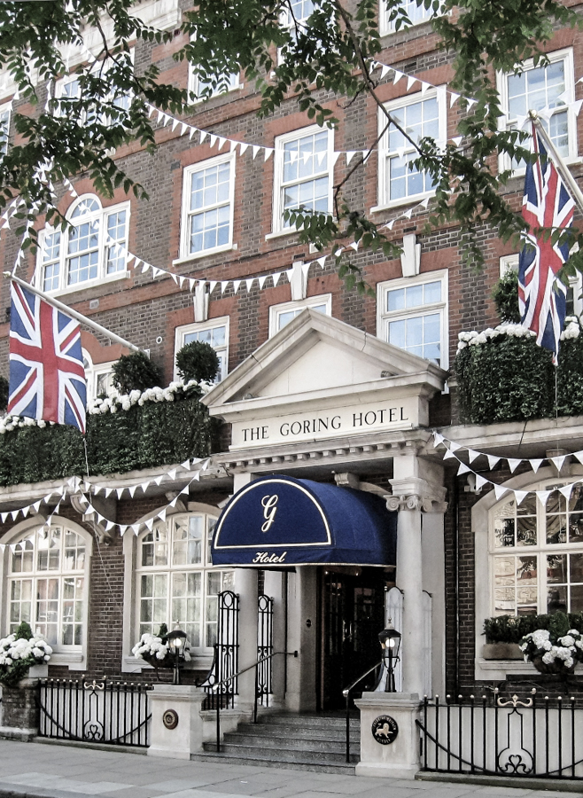 The Goring review London