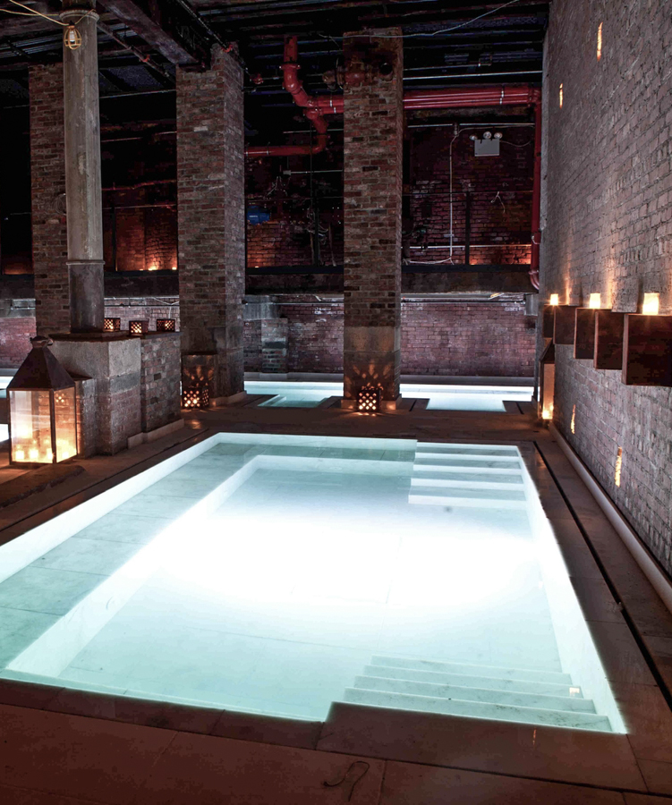 review aire ancient baths new york
