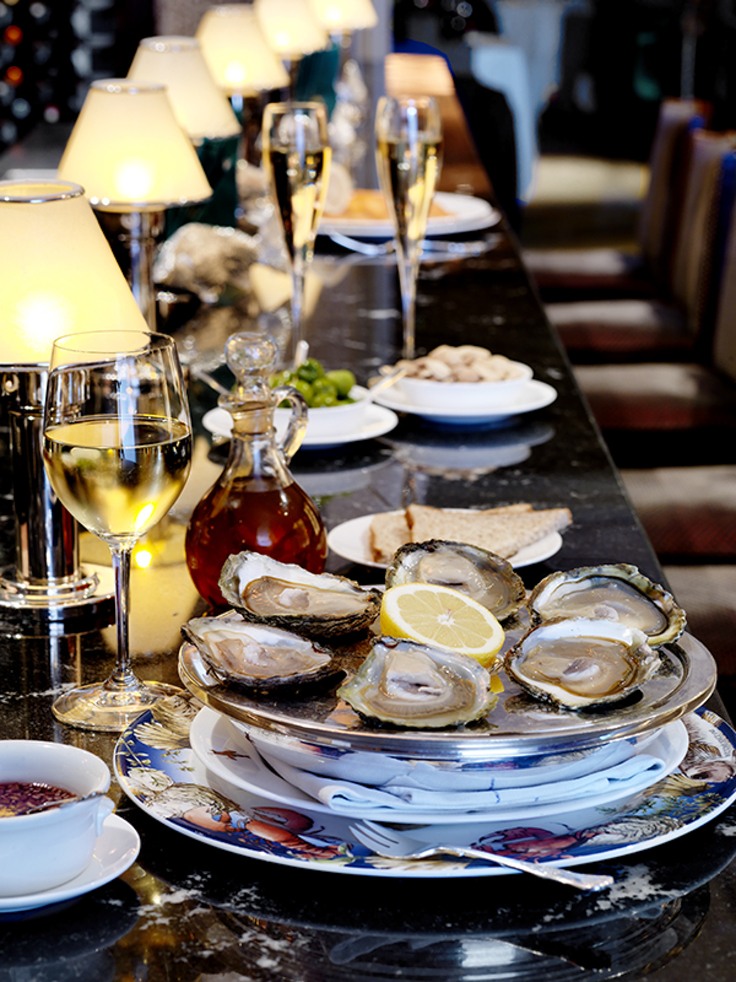 Oyster season ahoy | Review: Wiltons, London