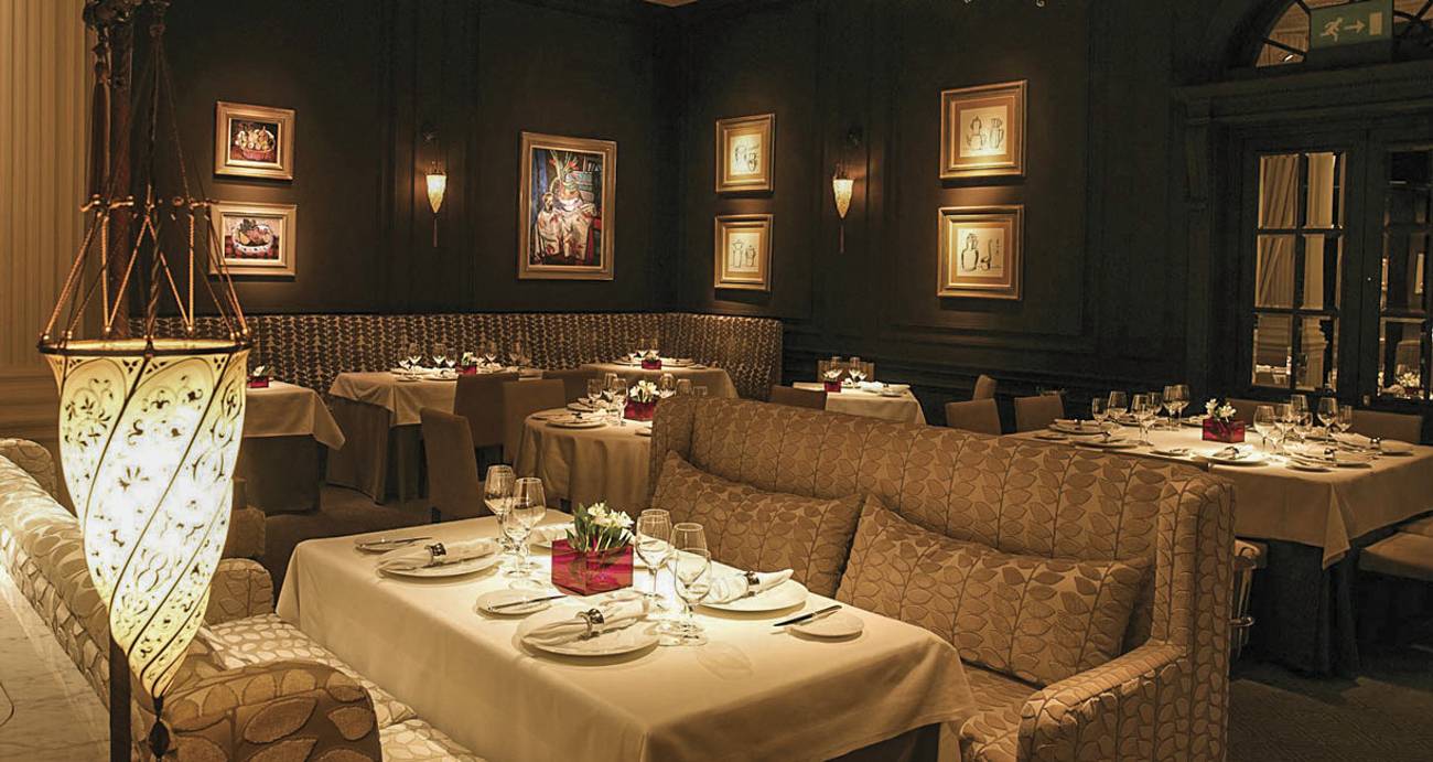 Fore! | Review: Restaurant Andrew Fairlie at The Gleneagles Hotel