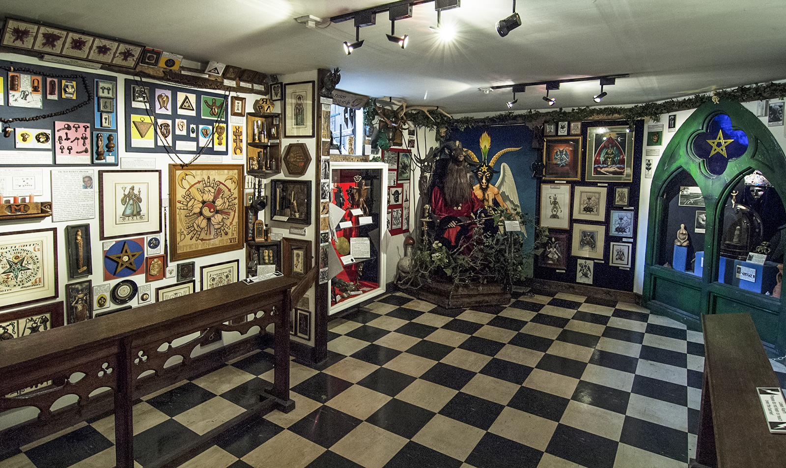 Museum of Witchcraft