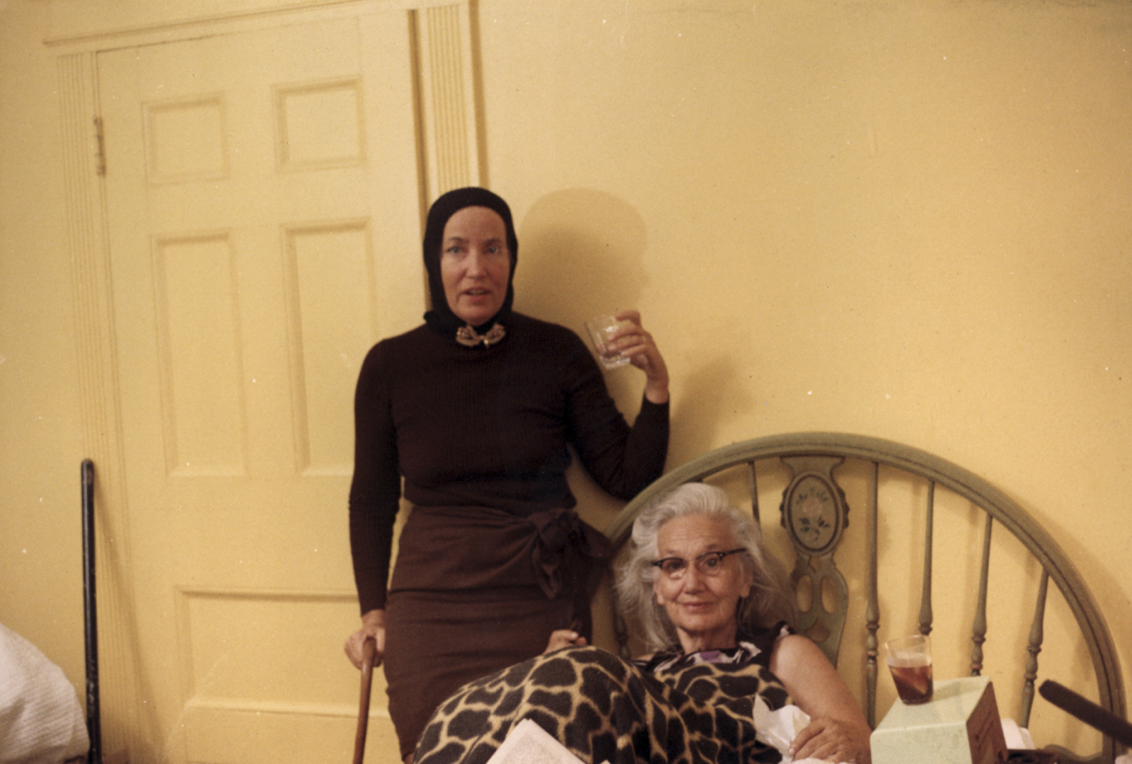 Big Edith and Little Edie at Grey Gardens