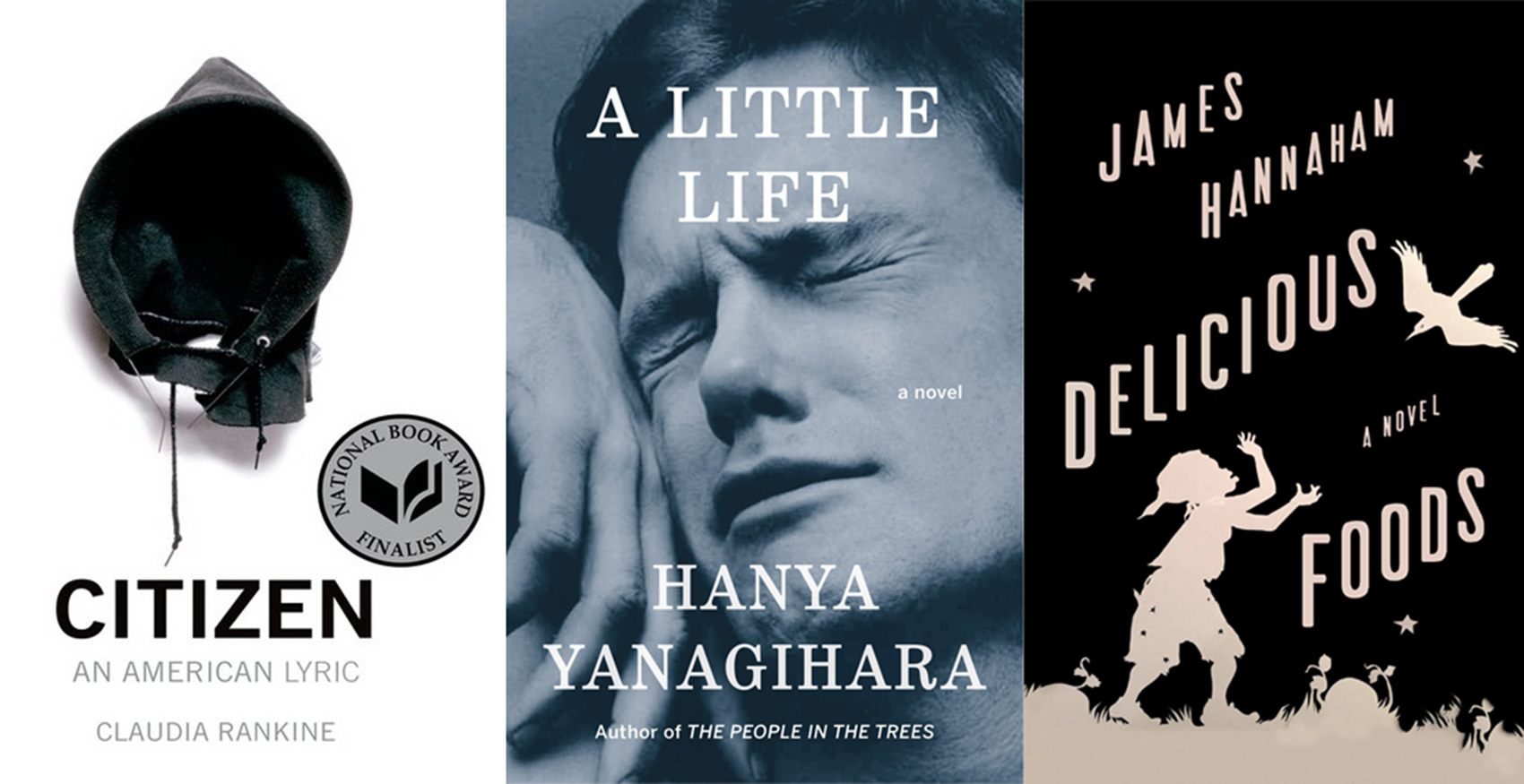 The best books of 2015