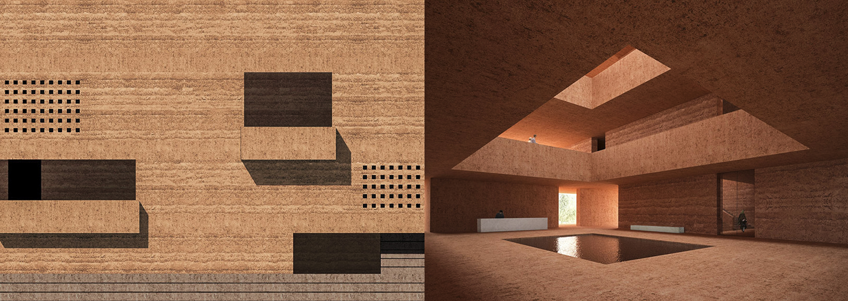Plans for the new MMPVA, by David Chipperfield