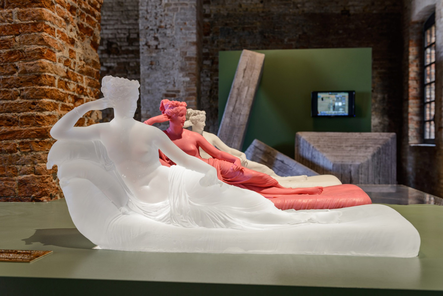 Photo by Andrea Avezzu. Image Courtesy of La Biennale di Venezia