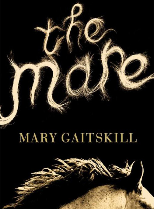 The UK cover of The Mare, published by Serpent's Tail