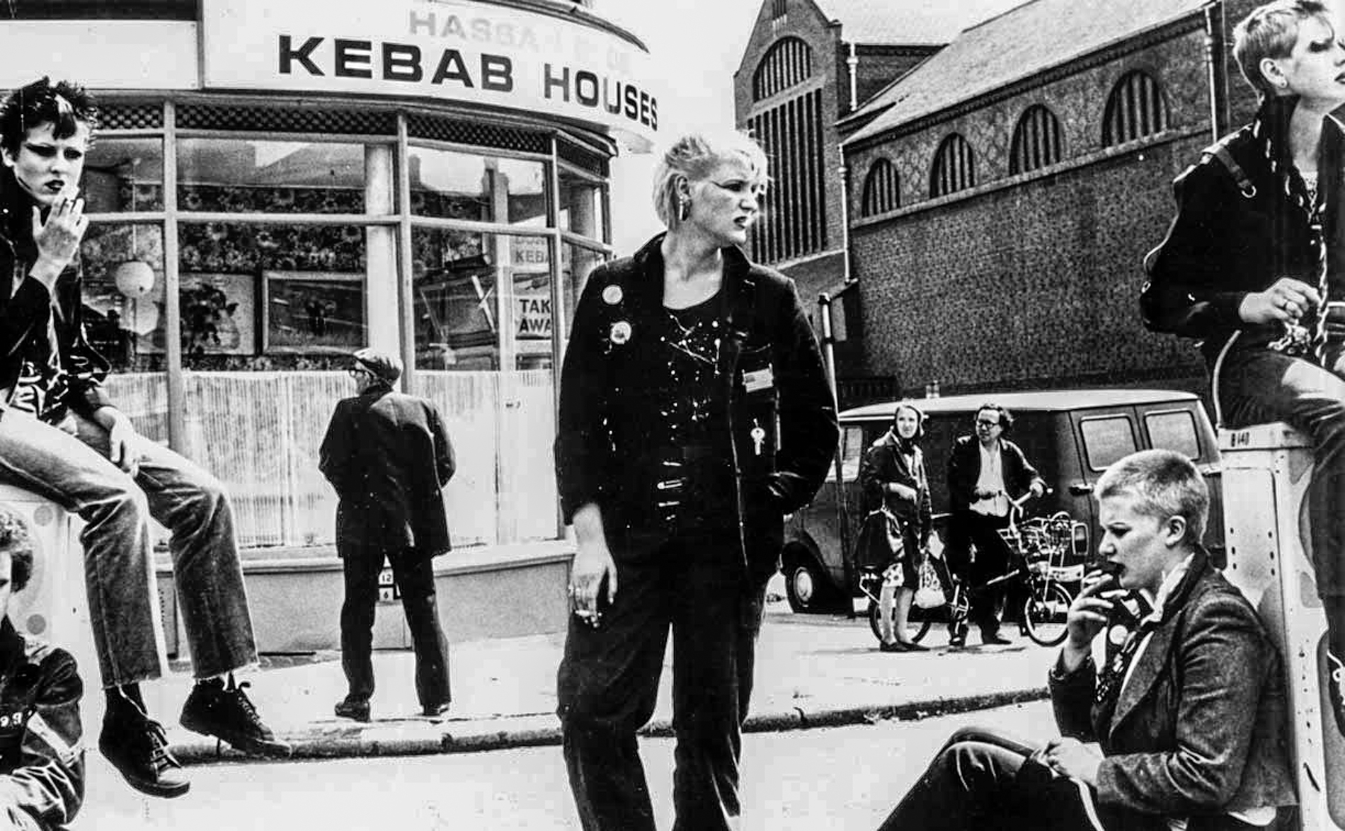 London circa 1978 - Derek Jarman's Jubilee