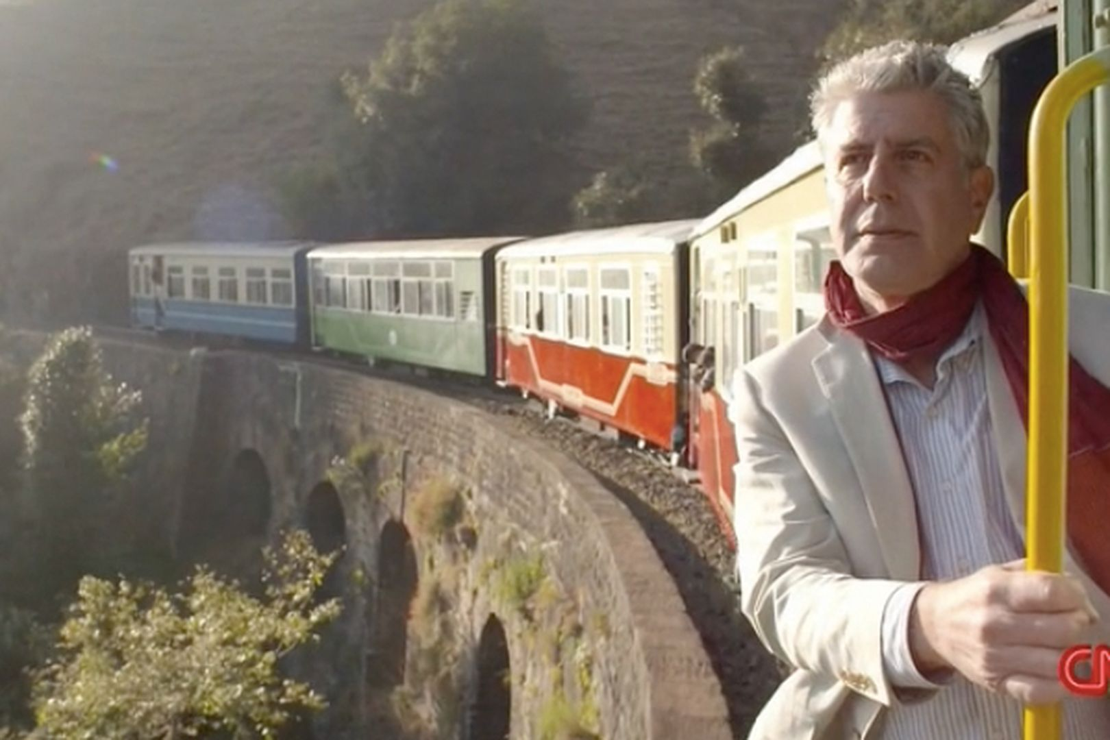 Bourdain in Punjab in Parts Unknown, CNN