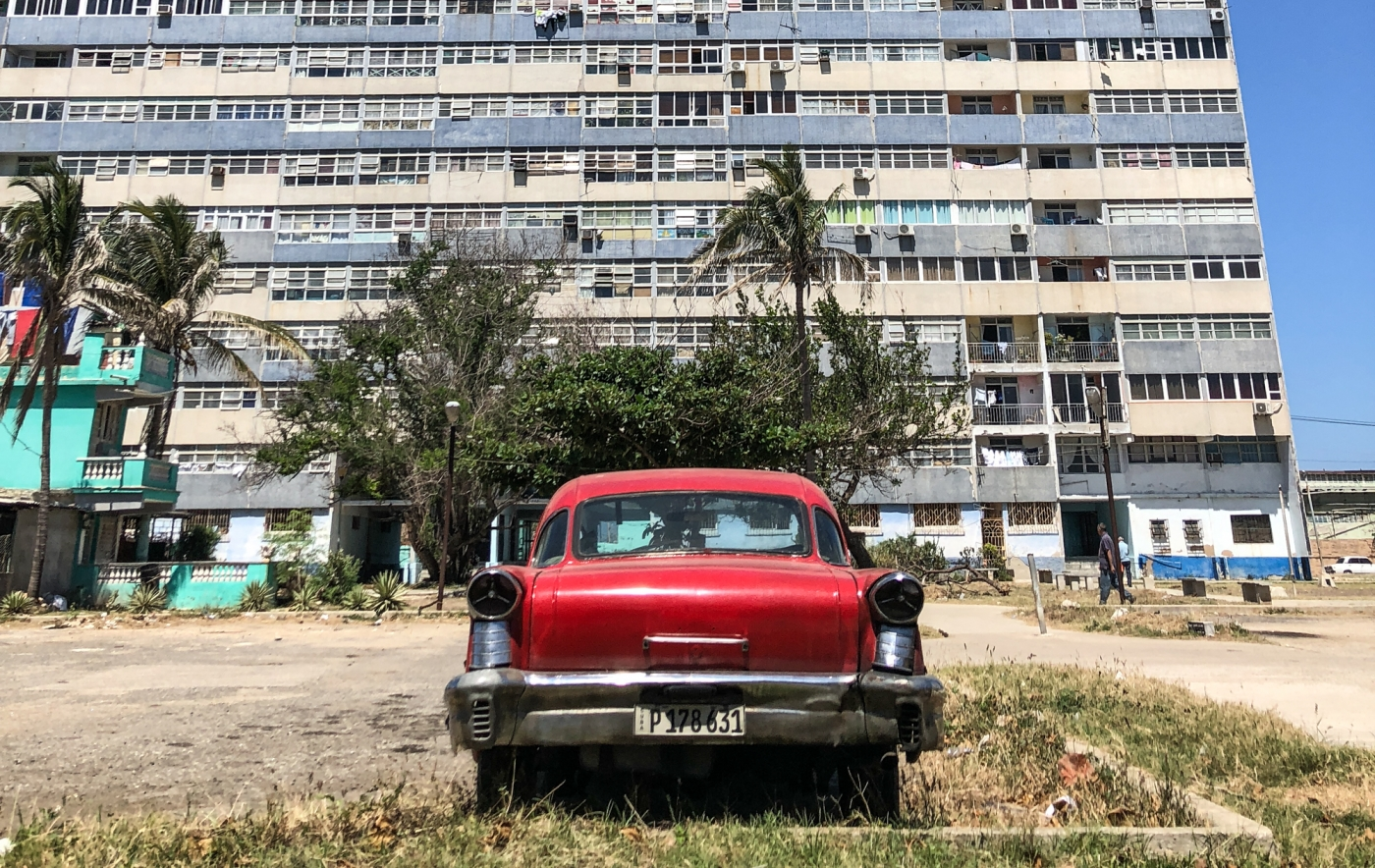 Cruise control | Behind the wheel in Cuba