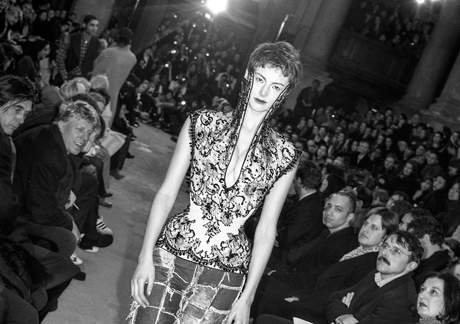 London 1996: The greatest fashion show on Earth