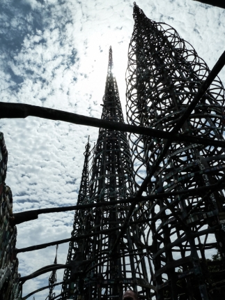 Something big: the story of Watts Towers, South Central Los Angeles