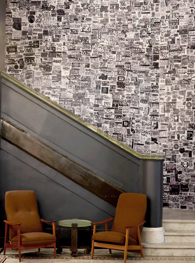 Ace Hotel New York City, picture: Lyle Thompson